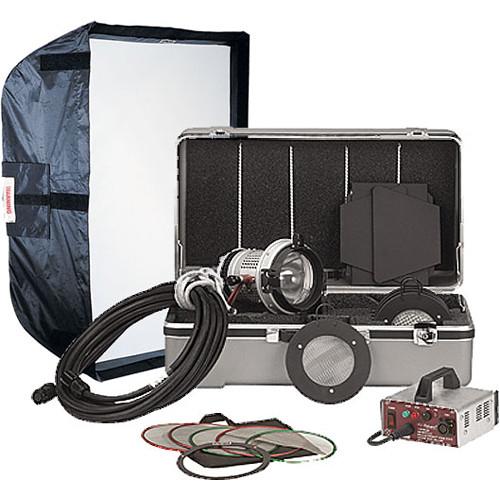 Mole-Richardson Molepar 200-Watt HMI 1-Light Pro Kit