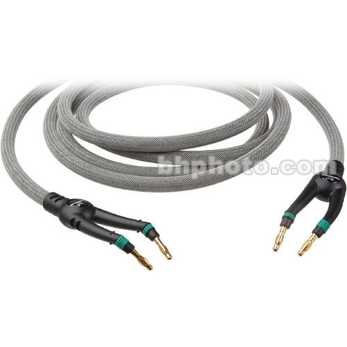 monster cable thx 1000 banana ends speaker cable 127047 b h. Black Bedroom Furniture Sets. Home Design Ideas
