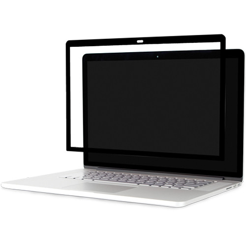 moshi ivisor screen protector for macbook pro retina 99mo040904. Black Bedroom Furniture Sets. Home Design Ideas