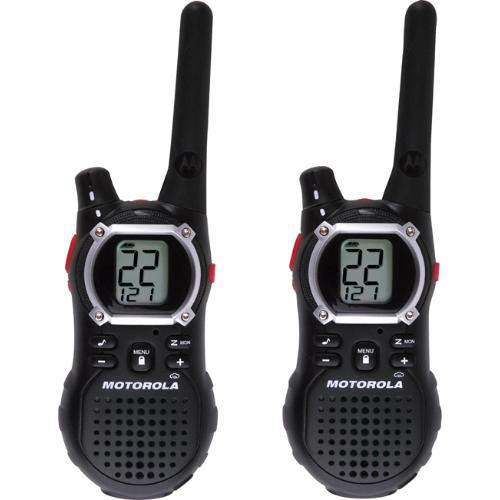 motorola em1000 talkabout two way walkie talkie radio em1000 b h. Black Bedroom Furniture Sets. Home Design Ideas