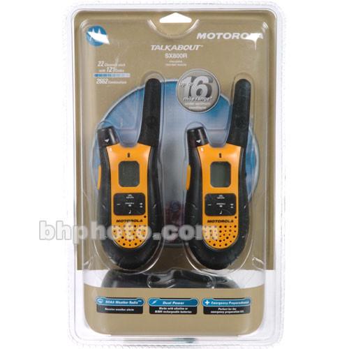 motorola sx800r 2 way radios sx800 b h photo video rh bhphotovideo com motorola sx800r manual pdf Alcatel Phones Manual