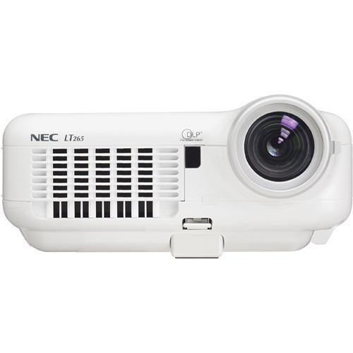 nec lt265 portable projector lt265 b h photo video rh bhphotovideo com Old NEC Projectors NEC Projector Ports