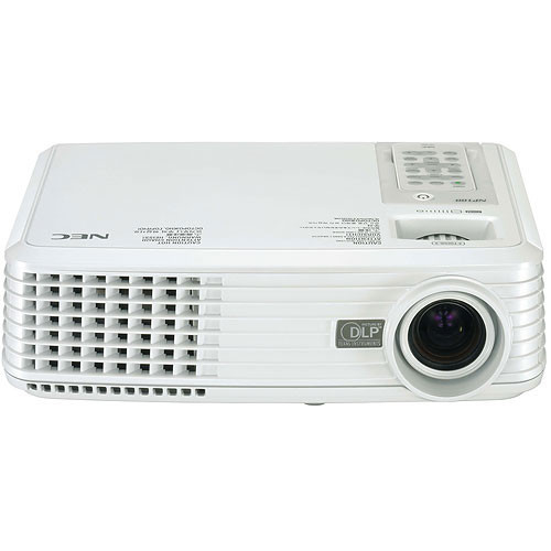 nec np200 value series mobile dlp projector np200 b h photo rh bhphotovideo com NEC Projector Parts LCD Projector