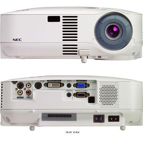 nec vt695 xga projector vt695 b h photo video rh bhphotovideo com nec vt595 manual nec vt695 manual pdf