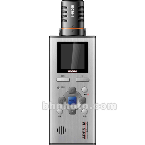 nagra ares m portable flash memory field recorder aresm b h rh bhphotovideo com Instruction Manual Book Manuals in PDF