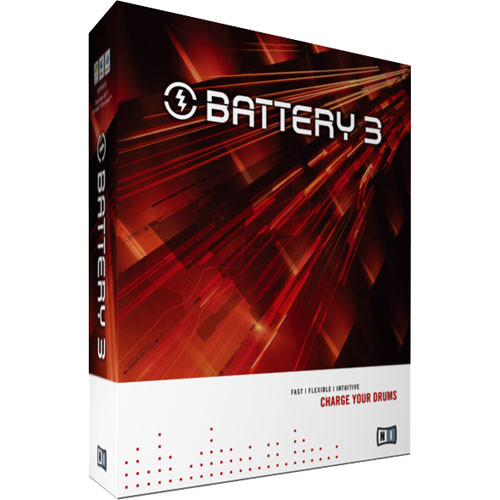 Native Instruments Announces BATTERY 3