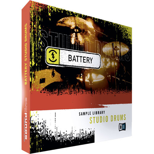 Sounds | battery selected samples 4 acoustic drum kit 01.