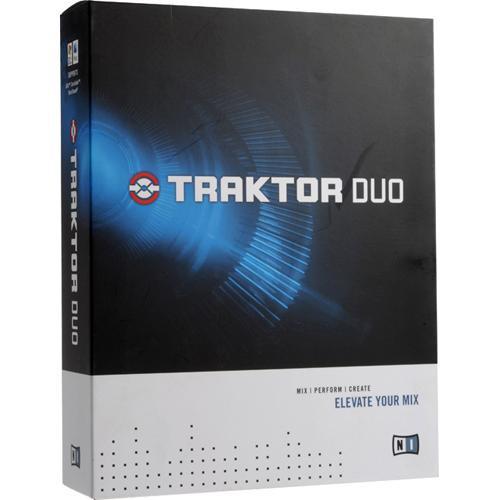 traktor pro dj software free  for mac
