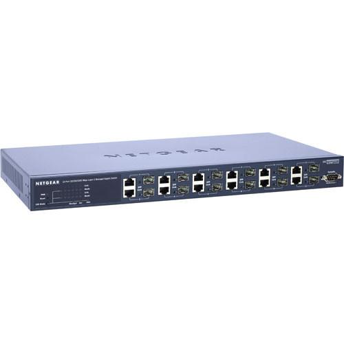 NETGEAR GSM712F Switch Driver UPDATE