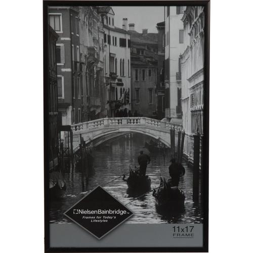 nielsen bainbridge artcare studio frame 11x17 matte black