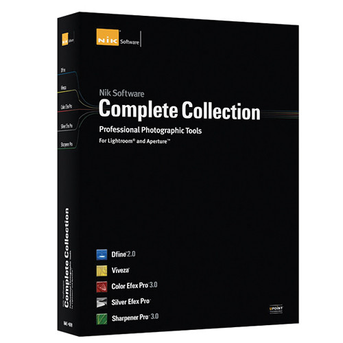 Collection Plug Nik Software Complete amp;H in Software B 1091BBA wEfCqRIf