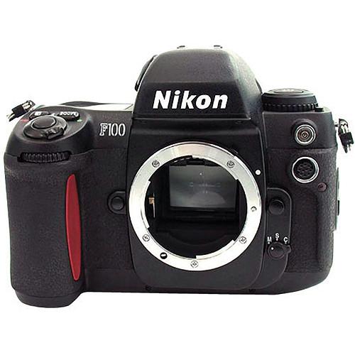 nikon f100 35mm slr camera body only 1796 b h photo video rh bhphotovideo com nikon f100 user manual pdf Nikon D90 Guide