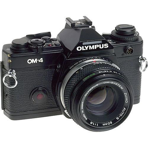 Olympus Om-4 инструкция - фото 3