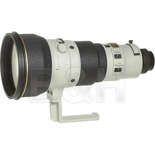 Nikon Telephoto AF S Nikkor 400mm F 2 8D ED IF II AF Lens Light Gray
