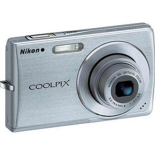 nikon coolpix s200 digital camera 25561 b h photo video rh bhphotovideo com Chrysler 200 S200 Missile