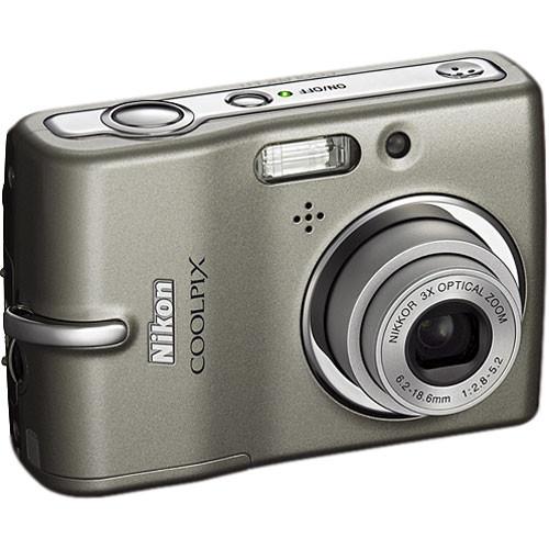 nikon coolpix l11 digital camera 25563 b h photo video rh bhphotovideo com Nikon Coolpix 532 Nikon Coolpix L22 Problems