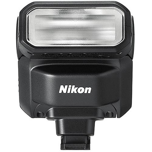 Nikon 1 sb n7 speedlight black 3710 b h photo video for Flash nikon sb 500