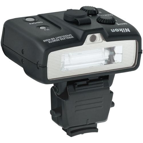 Nikon sb r200 wireless remote speedlight 4805 b h photo video for Flash nikon sb 500