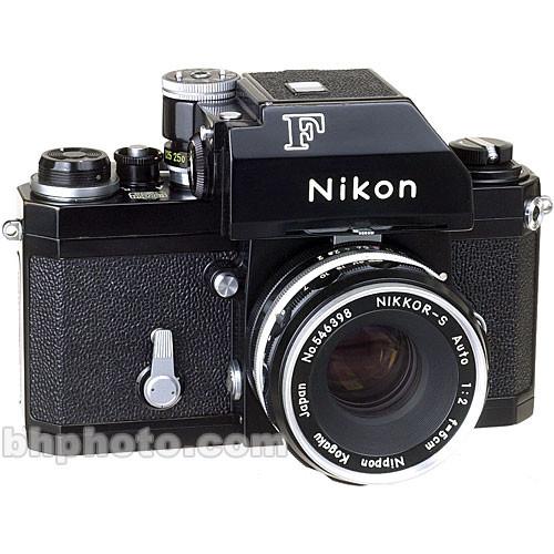 Nikon F Photomic FTN Camera Body. Condition - 2E [5408] Camley ...