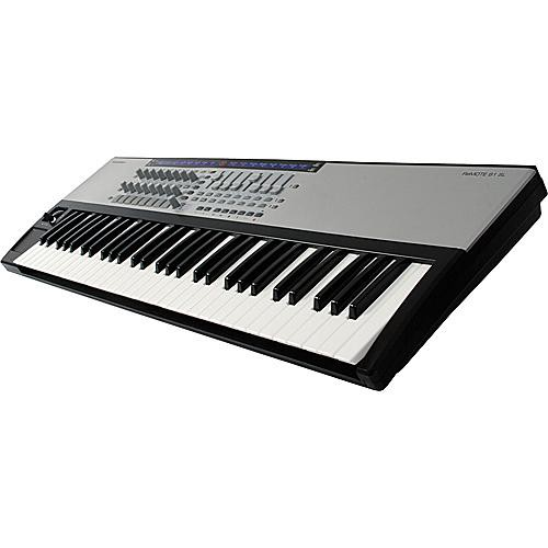 novation 61 sl mkii 61 key remote midi controller 61 slmkii b h. Black Bedroom Furniture Sets. Home Design Ideas