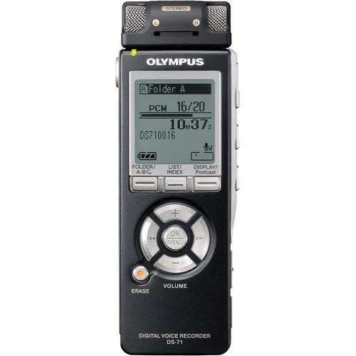 olympus ds 71 software s