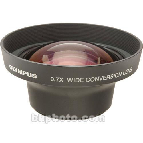 Olympus WCON 07x Wide Angle Conversion Lens