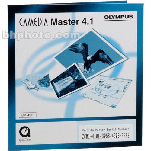 camedia master 4.1 gratuit