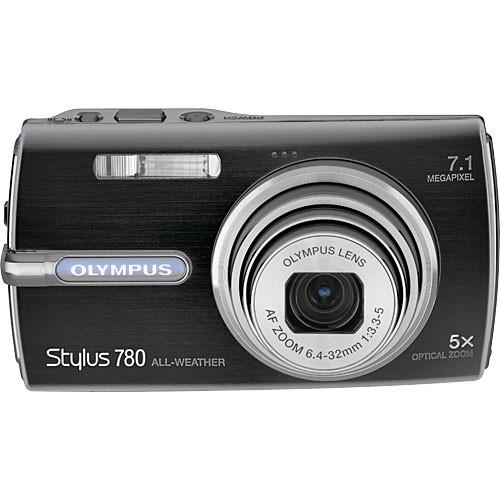 olympus stylus 780 digital camera black 225980 b h photo video rh bhphotovideo com Olympus Stylus Film Olympus Stylus TG-630
