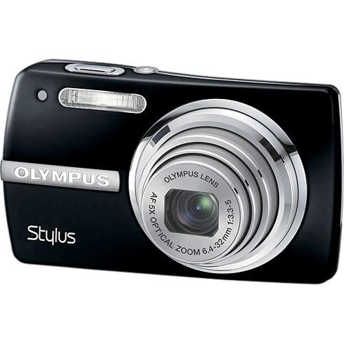 olympus stylus 820 digital camera black 226070 b h photo video rh bhphotovideo com Olympus Stylus Digital Camera Olympus Body Camera Vector