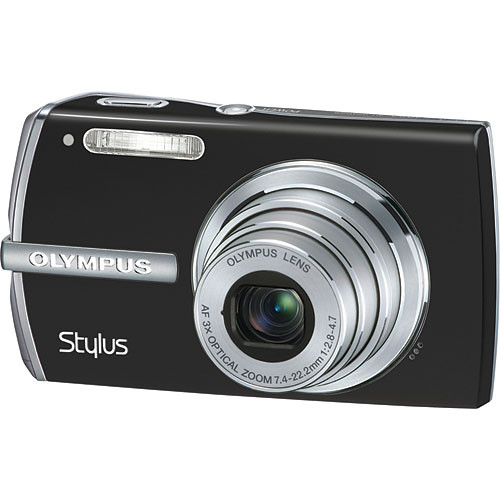 olympus stylus 1200 digital camera black 226120 b h photo rh bhphotovideo com Olympus Stylus Zoom 140 Olympus Stylus TG-830