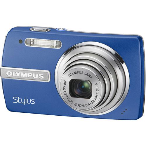 olympus stylus 840 digital camera blue 226260 b h photo video rh bhphotovideo com olympus stylus 840 manual Olympus Stylus TG-630