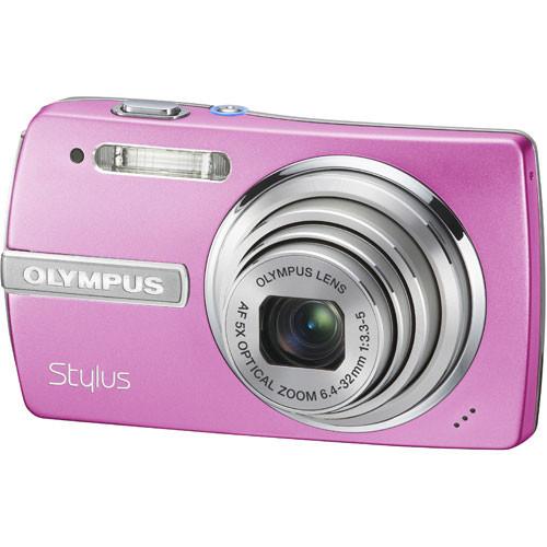 olympus stylus 840 digital camera pink 226265 b h photo video rh bhphotovideo com Olympus Stylus TG-630 Olympus Stylus Tough