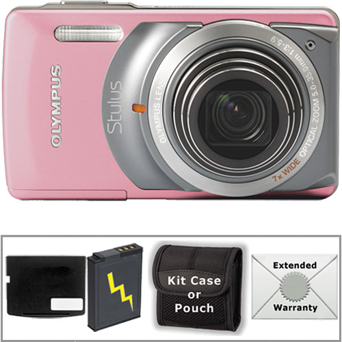 olympus stylus 7010 digital camera with deluxe accessory kit b h rh bhphotovideo com Olympus Camera Sz Olympus Camera Sz