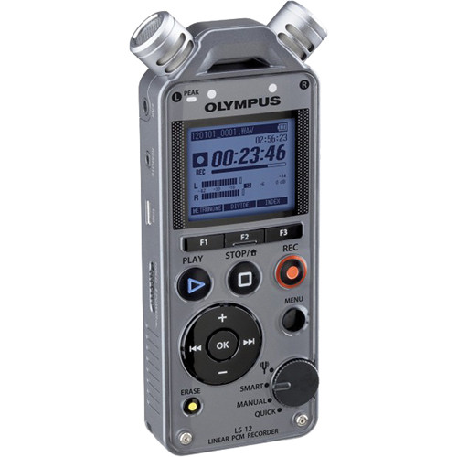 olympus ls 12 linear pcm recorder v409131tu000 b h photo video rh bhphotovideo com LS 7 Engine olympus linear pcm recorder ls-7 manual