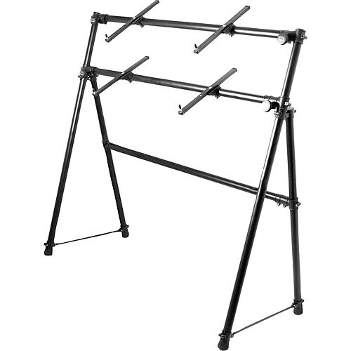 On-Stage KS7902 - Two-Tier A-Frame Keyboard Stand KS7902 B&H