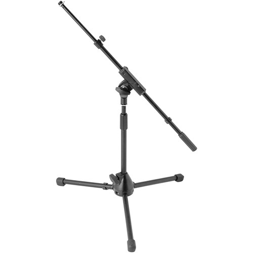 on stage ms7411tb kick drum amp tripod mic stand ms7411tb b h. Black Bedroom Furniture Sets. Home Design Ideas