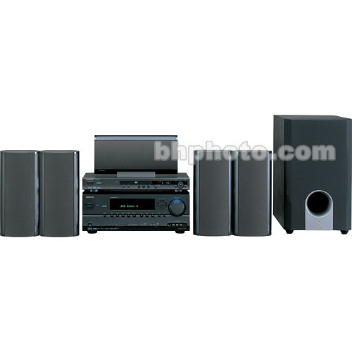 onkyo ht s894 complete 5 1 channel home theater system hts894 rh bhphotovideo com