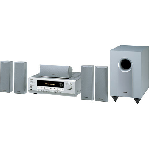 onkyo ht s3100s 5 1 channel home theater system ht s3100s b h. Black Bedroom Furniture Sets. Home Design Ideas