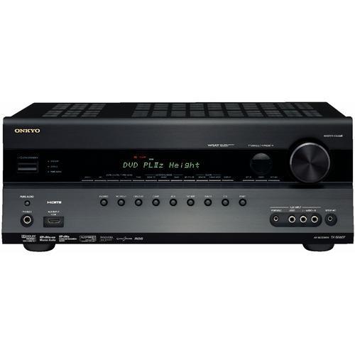 onkyo tx sr607 home theater receiver black tx sr607b b h photo rh bhphotovideo com  onkyo tx-sr607 service manual
