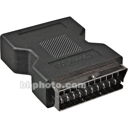 Optoma Technology SCART to VGA and S-Video Adapter BC-STVGYX00