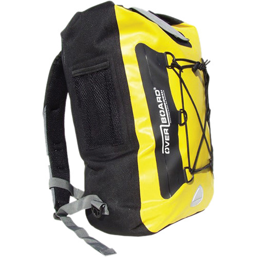 OverBoard Waterproof 25L Backpack (Yellow) OB1014Y B&H Photo