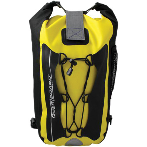 OverBoard 20 Liter Waterproof Backpack (Yellow) OB1053Y B&H