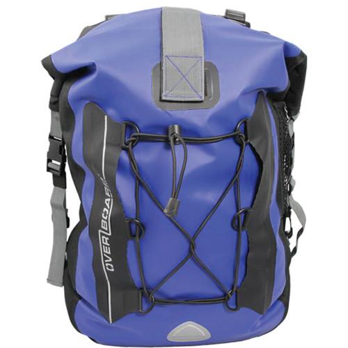a764771548f2 OverBoard 30 Liter Waterproof Backpack (Blue) OB1054B B H Photo