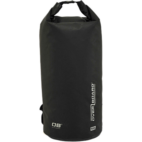 a6a50331b1 OverBoard 60 Liter Dry Tube Backpack OB1055BLK B H Photo Video