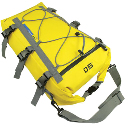 Overboard Waterproof Kayak Deck Bag 20 L Yellow