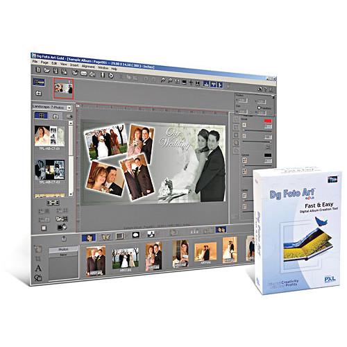 crack dg foto art gold para mac