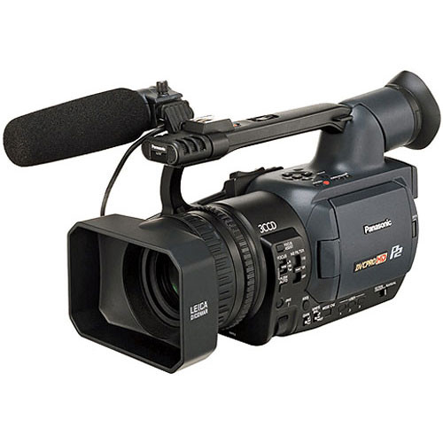 Panasonic AGHVX200 3CCD HD Format Camcorder B&H Photo Video