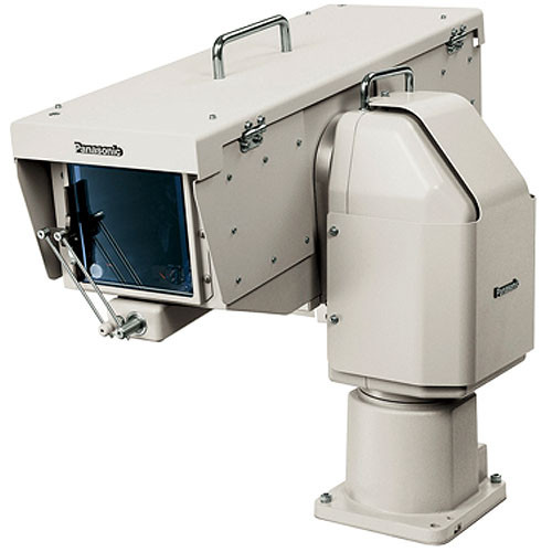 Panasonic aw ph650 outdoor pan and tilt head supports aw for Pan and tilt head motorized
