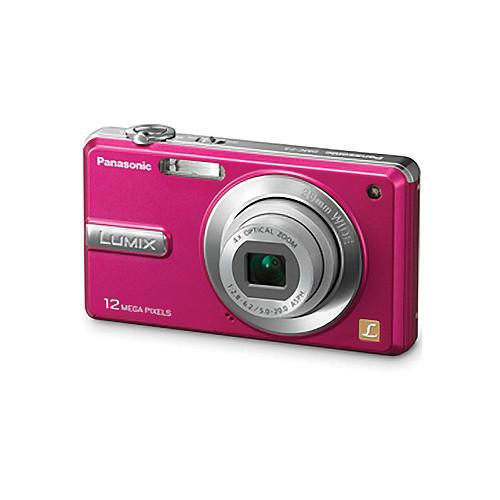 panasonic lumix dmc f3 digital camera pink dmc f3p b h photo rh bhphotovideo com Panasonic Cordless Phones Panasonic Owner's Manual