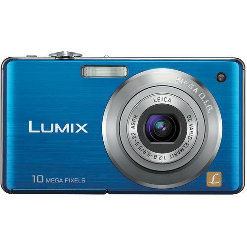 panasonic lumix dmc fs7 digital camera blue dmc fs7a b h photo rh bhphotovideo com Panasonic Lumix DMC FZ30 Software Panasonic Lumix DMC FZ30 Software